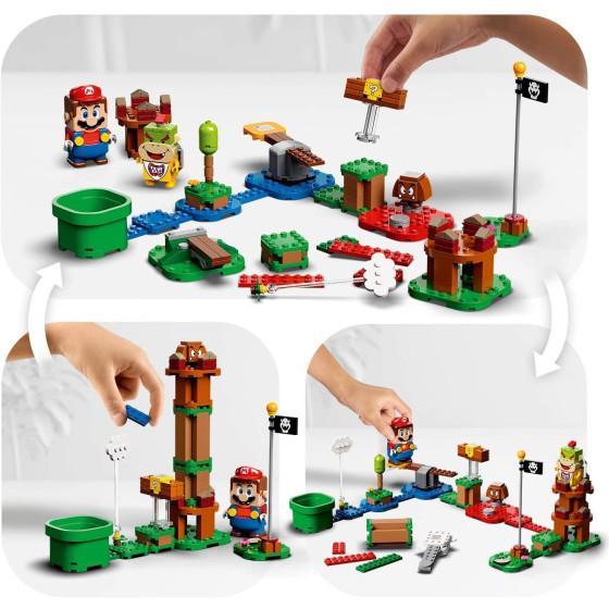 Lego Super Mario 71360 Starter Pack Lego - 3