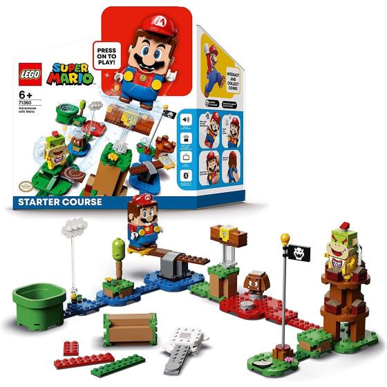 Lego Super Mario 71360 Starter Pack Lego - 7