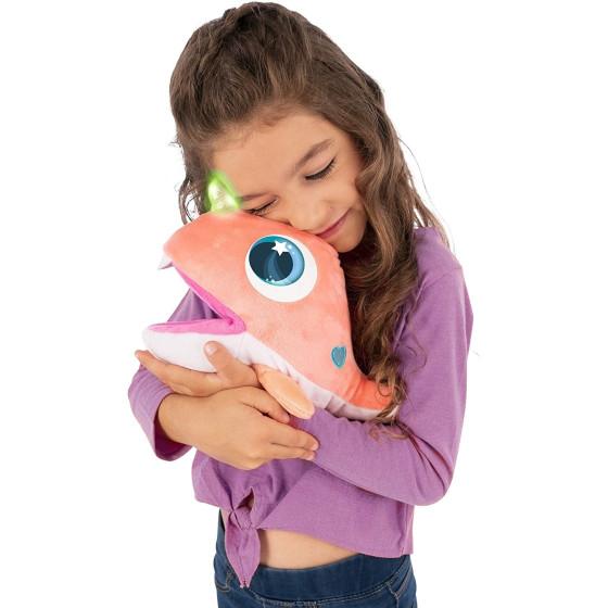 Club Petz - Corally Cucciolo di Narvalo Imc Toys - 4