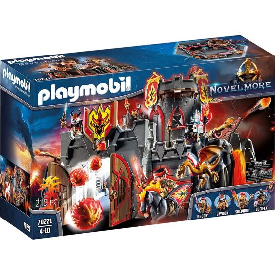 Playmobil Novelmore 70221 - Fortezza dei Guerrieri di Burnham Playmobil - 15