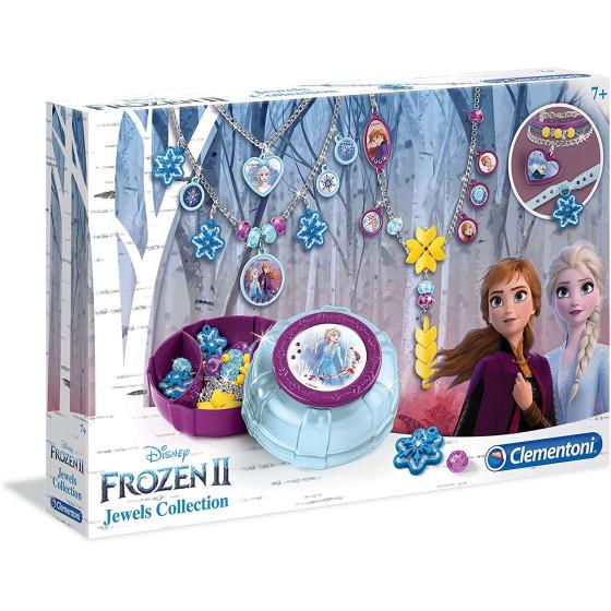 Frozen 2 crea i tuoi gioielli jewels collection Clementoni - 3