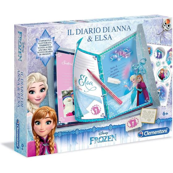 Frozen Il Diario Di Elsa e Anna 15145 Clementoni - 4