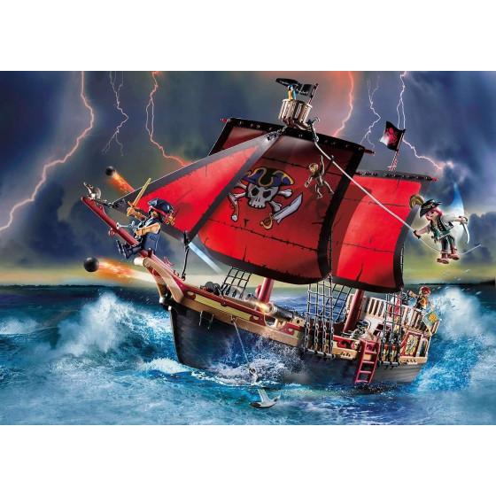 Playmobil Pirates 70411 - Galeone dei Pirati Playmobil - 6