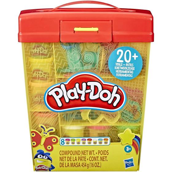 Play-Doh Secchiello Deluxe Hasbro European Trading Bv - 5