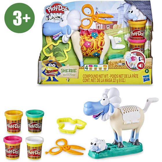 Play-Doh - La Pecorella Lanella Hasbro European Trading Bv - 4