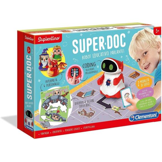 Sapientino Robot Educativo Parlante 12094 Clementoni - 8