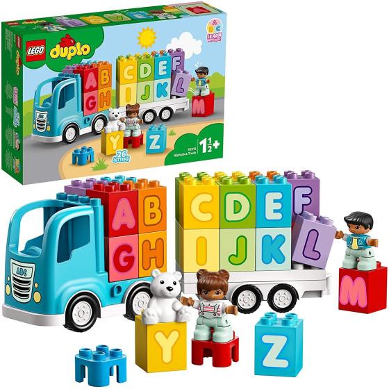 Lego Duplo 10915 Camion dell'alfabeto Lego - 5