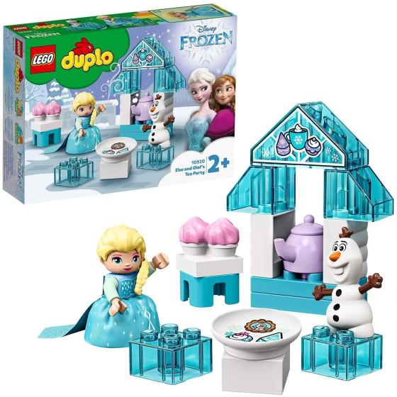 Lego Duplo 10920 Tea Party con Elsa e Olaf Lego - 6