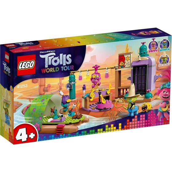 Lego Trolls World Tour 41253 l'avventura sulla zattera Lego - 6