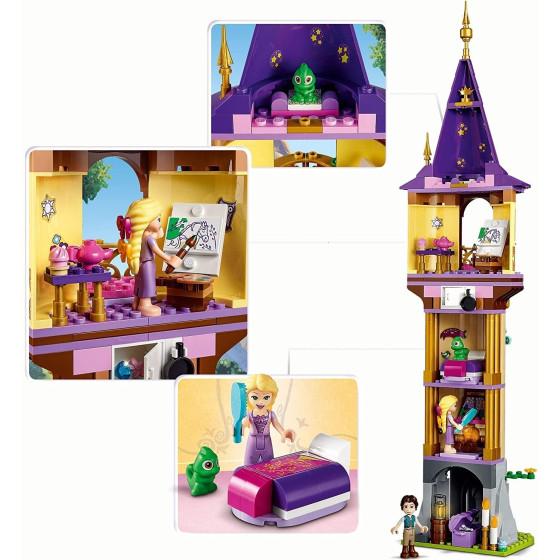 Lego Disney Princess 43187 La Torre di Rapunzel Lego - 3