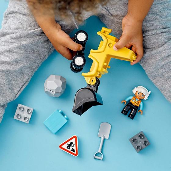 Lego Duplo 10930 Set da costruzione Bulldozer Lego - 7