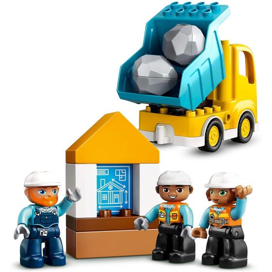 Lego Duplo 10932 Cantiere di demolizione Lego - 7