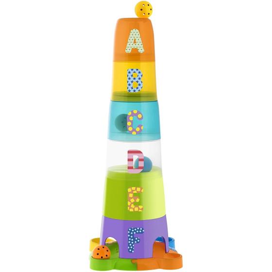 Gioco Bambino Torre con Palline Chicco - 8