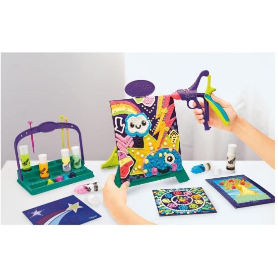 Play-Doh Doh Vinci All in One Kit Studio Hasbro - 7
