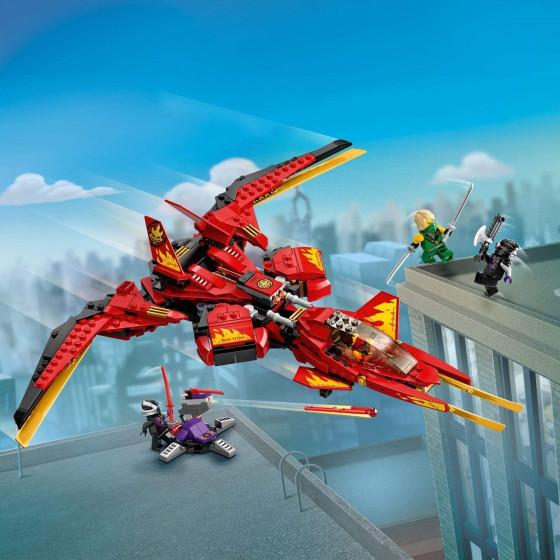 Lego Ninjago 71704 Fighter di Kai Lego - 4