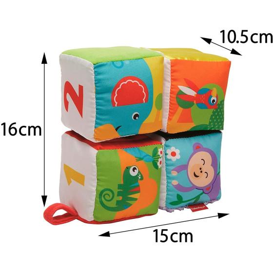 Cubi Soffici Gira e Impara GFC37 Fisher Price - 6