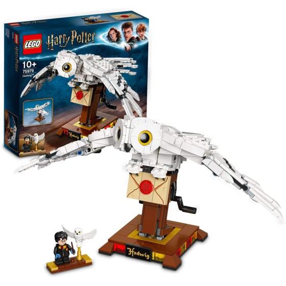 Lego Harry Potter 75979 Edvige Lego - 6