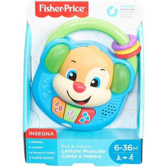 Lettore Musicale Canta e Impara FPV06 Fisher Price - 4