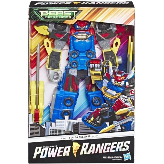 Power Rangers Beast Morphers - Beast-X Megazo Hasbro European Trading Bv - 7