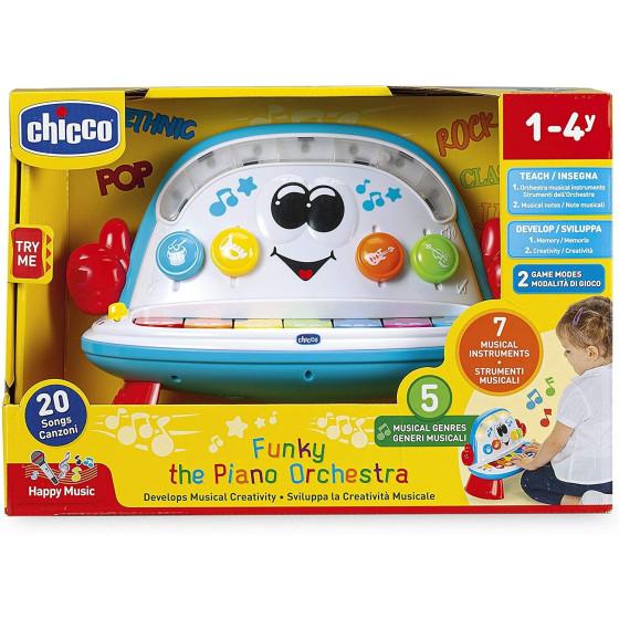 Funky Piano Orchestra Gioco Musicale Chicco - 6