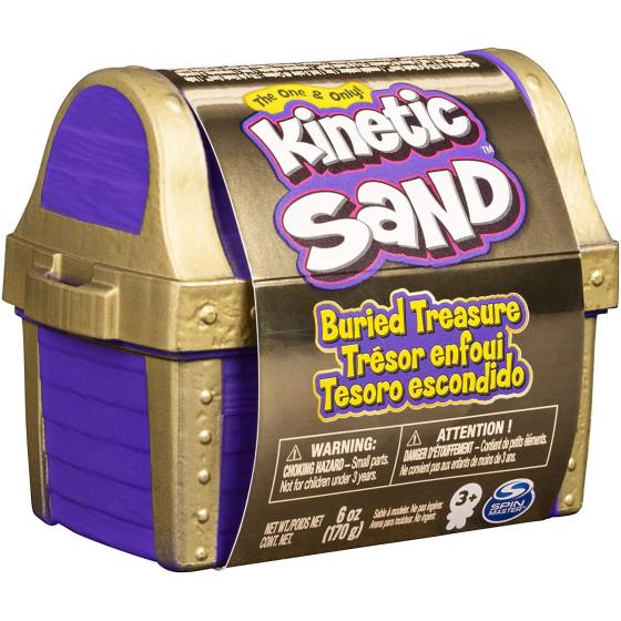 Kinetic Sand Set Tesoro Nascosto, con 170 g di Kinetic Sand e Sorprese all'Interno Spin Master - 3