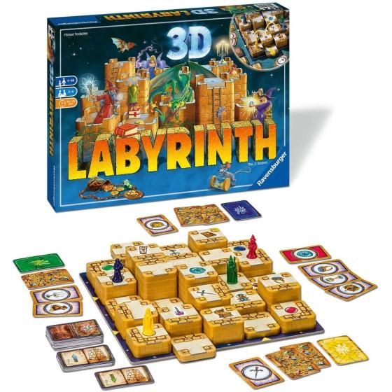 Labyrinth Family 3D - 1