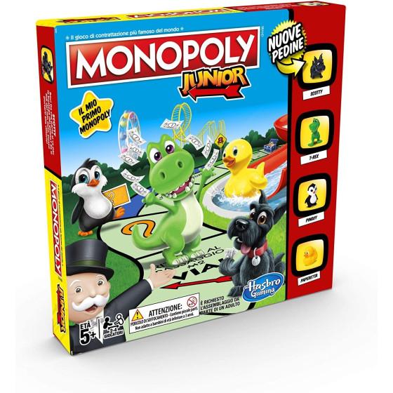 Monopoly Junior Hasbro - 1