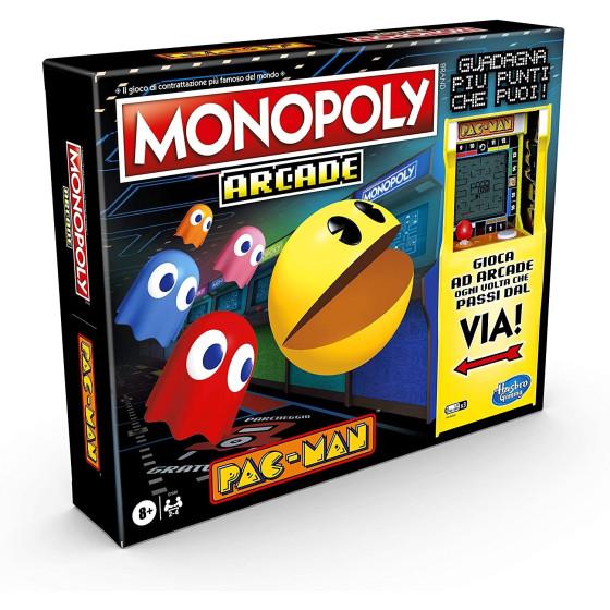 Monopoly Arcade Pac-Man Hasbro - 4