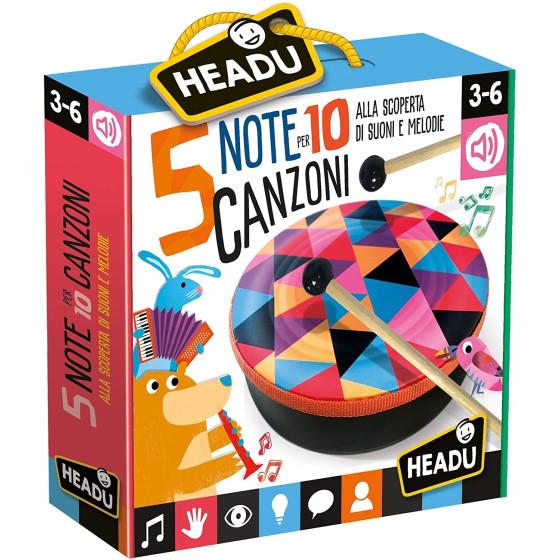 Montessori Suoni e Melodie Headu - 4