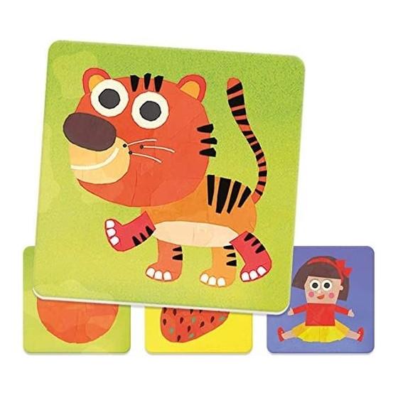 Montessori baby memo Headu - 2