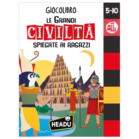 Montessori le Grandi Civiltà spiegate ai ragazzi Headu - 1