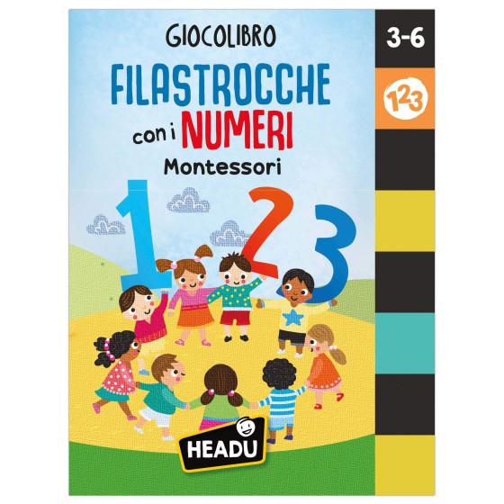 Montessori Filastrocche con i numeri Headu - 2