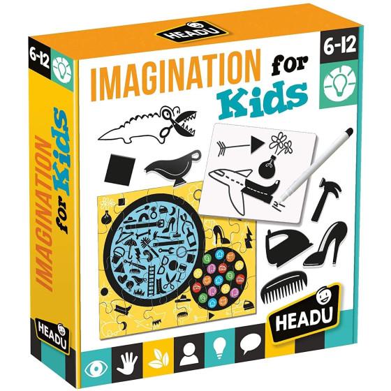 Montessori Immaginazione per i bambini Headu - 2