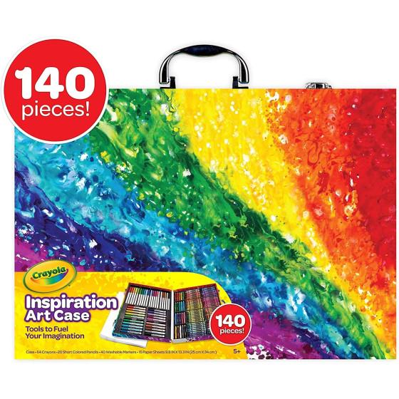Crayola Valigetta Arcobaleno Colori Crayola - 5