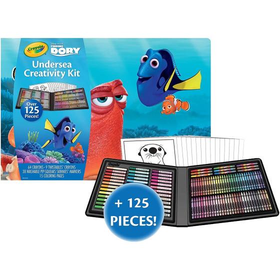 Crayola Valigetta Colori della Disney Dory Crayola - 1