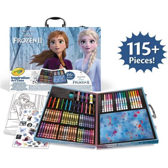 Crayola Valigetta dei colori di Frozen Crayola - 1