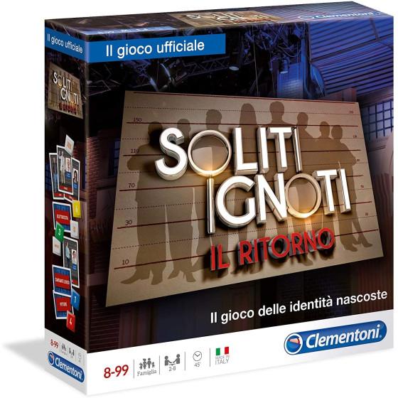 I Soliti Ignoti Gioco da Tavolo 11499 Clementoni - 2