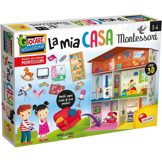 La Mia Casa Montessori 72477 Lisciani - 4