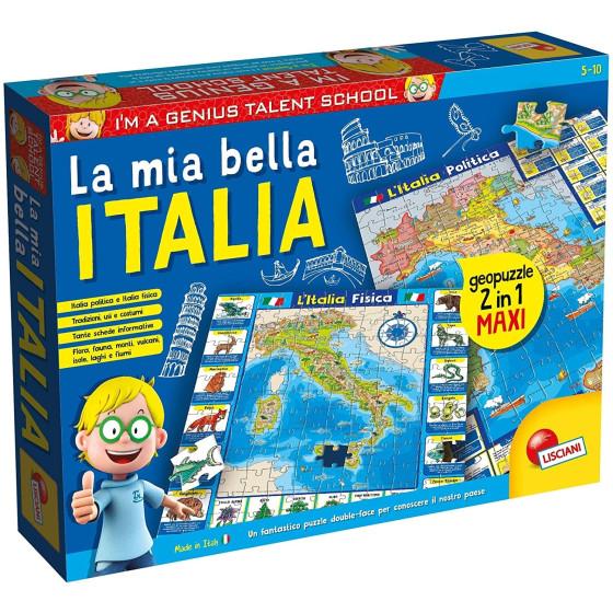 La Mia Bella Italia 80571 Lisciani - 1