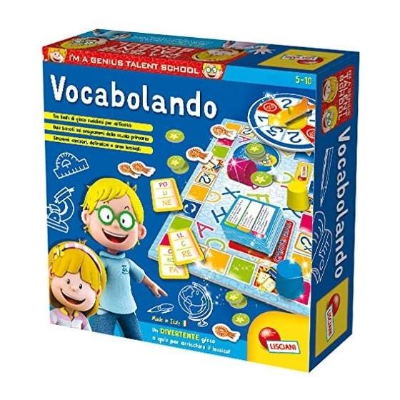 Vocabolando 48878 Lisciani - 3