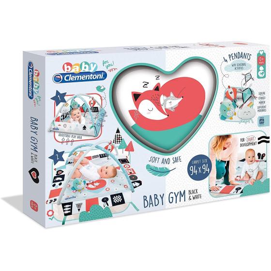 Centro attività tappeto bambino Baby Gym 17319 - 2