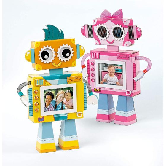 Me Contro Te Crea il Tuo Robot 18622 Clementoni - 3