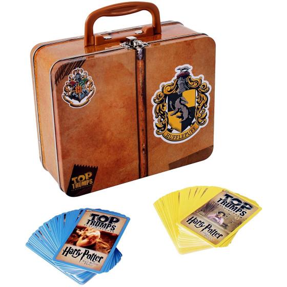 Tassorosso- Gioco di carte Harry Potter Rocco Giocattoli - 2
