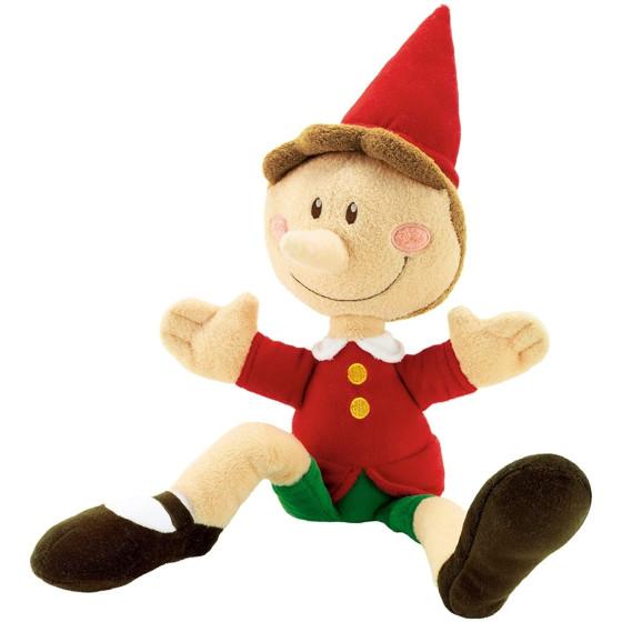 Peluche Pinocchio 26 cm 82195 Trudi - 1