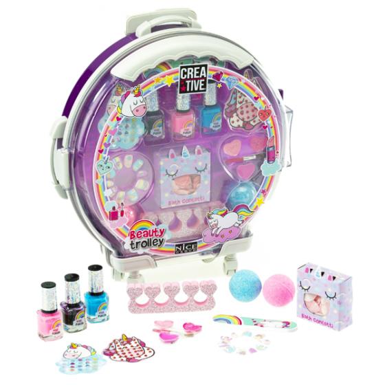 Creative Trolley Kit Bellezza Beauty & Nails 02012 Nice - 2
