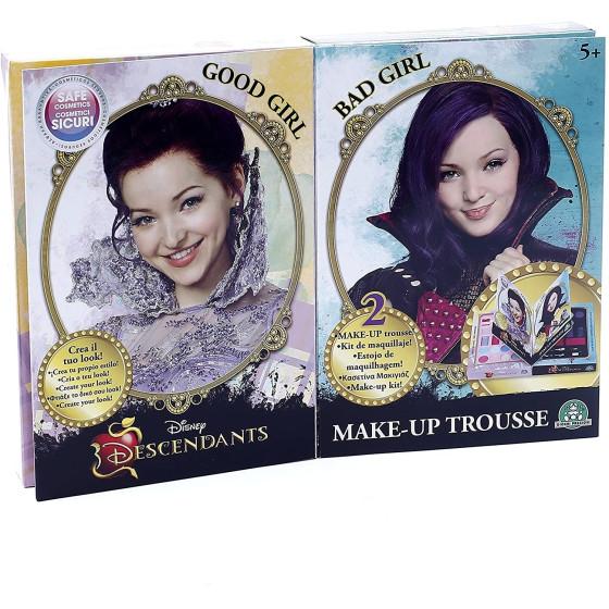 Disney Descendants Set Trucchi Trousse Good Girl / Bad Girl Prodotto Asssortito Disney - 4