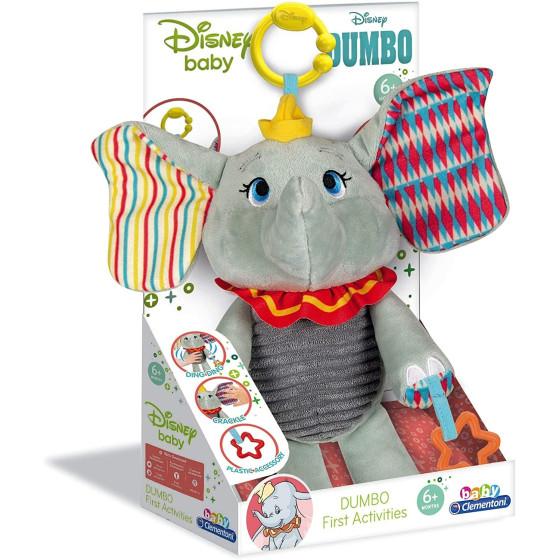Peluche Dumbo Prime Attività 17297 Clementoni - 4