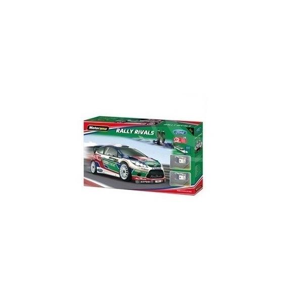 Rally Rivals Giro Della Morte Edizione Ford MacDue - 1