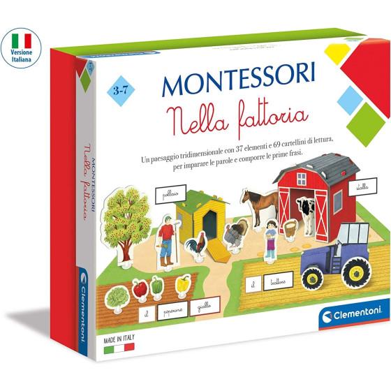 Montessori Nella Fattoria 16267 Clementoni - 4