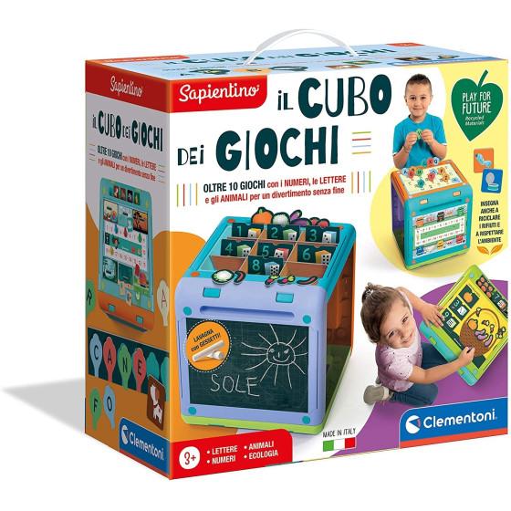 Sapientino Il Cubo Dei Sogni 16255 Clementoni - 4